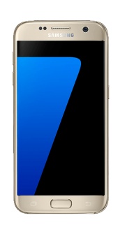 S7 FRONT GOLD