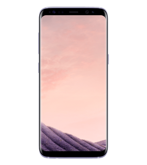 galaxy s8 orchidgray front