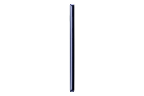 Samsung Note 9 blue side