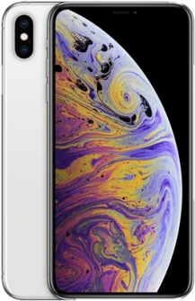 compare iphoneXSmax silver large
