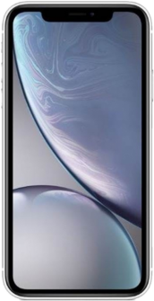 Apple iPhone XR white front