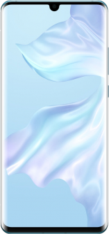 HUAWEI P30 Pro Breathing Crystal Front