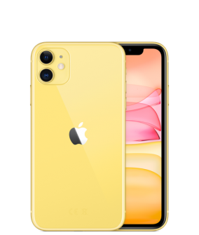iPhone 11   gelb