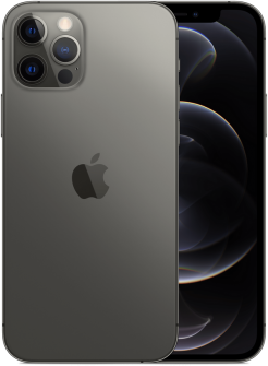 iphone 12 pro dual graphite
