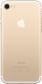 iPhone7 gold back