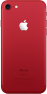 iPhone 7 red back