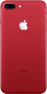 iPhone 7 plus red back