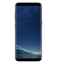 galaxy s8 black front
