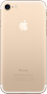 iPhone 7 Plus gold back
