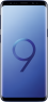Samsung Galaxy S9 blue front