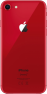 Apple iPhone 8 red back