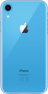 Apple iPhone XR blue back