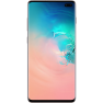 Samsung Galaxy S10 Plus white front